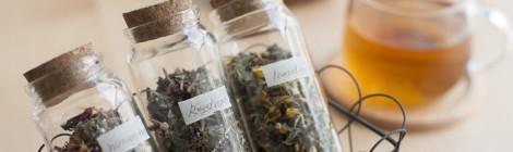 organic herb tea